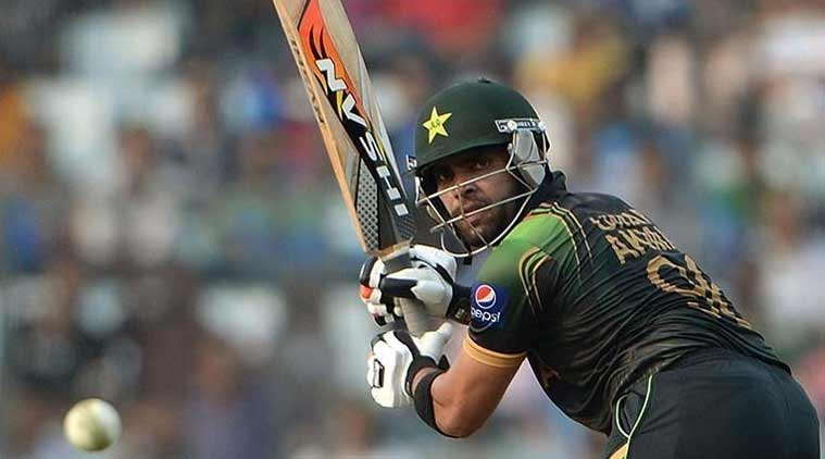 Umar Akmal, Umar Akmal news, Umar Akmal updates, Junaid Khan, Junaid Khan bowling, Umar Akmal captain, sports news, sports, cricket news, Cricket, Indian Express