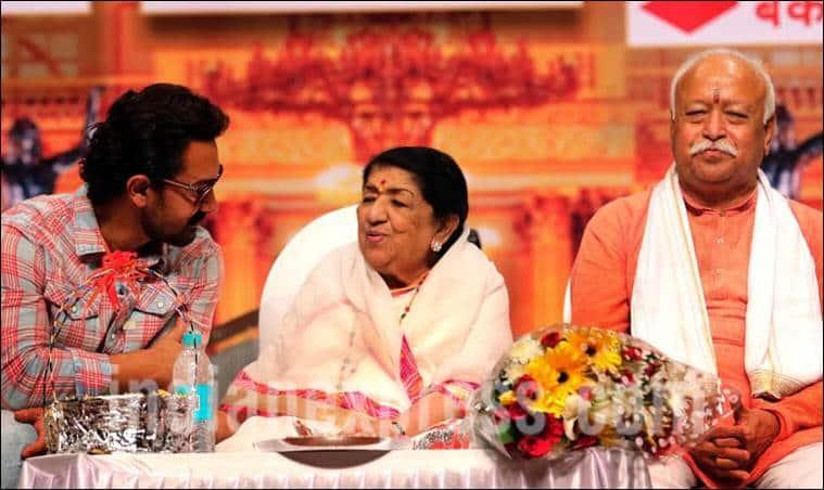 Aamir Khan, Kapil Dev & Vyjayanthimala Honoured by Lata Mangeshkar