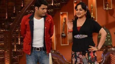 The Kapil Sharma Show: Kapil's 'bua' Upasana Singh returns, she's hopeful Sunil Grover will come backtoo