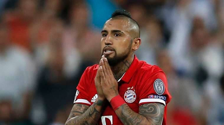 a627a4e021e Barcelona agree deal to sign Arturo Vidal from Bayern Munich ...