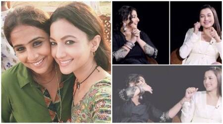 Begum Jaan actor Gauahar Khan: I thank Vidya Balan for making my dream come true