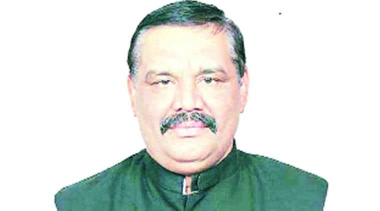 Vijay Sampla,  BJP chief and Union Minister of State Vijay Sampla, Adampur airport, Amritsar to Delhi Bullet train, Punjab News, Indian Express News