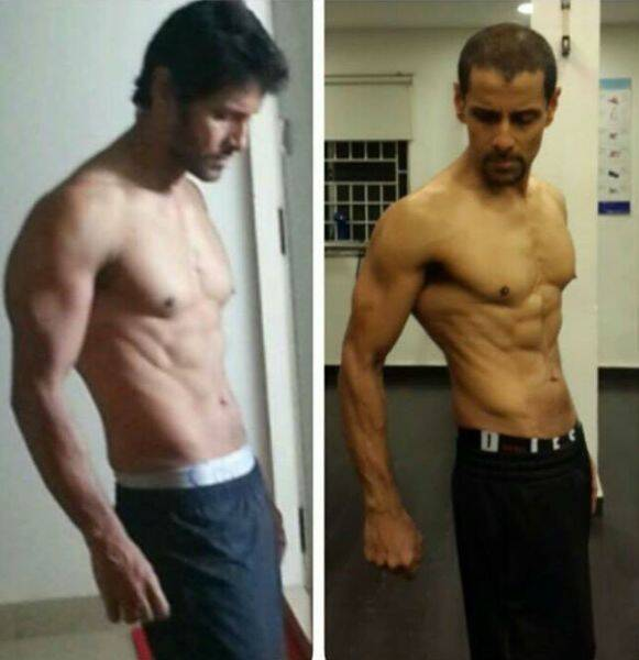 Happy birthday chiyaan vikram when dhruva natchathiram actor beat vikrams body transformation for i altavistaventures Choice Image