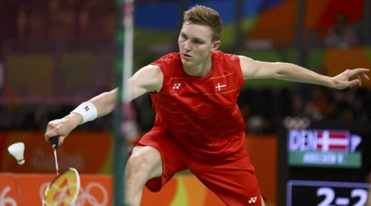 Viktor Axelsen clinches first Japan Opentitle