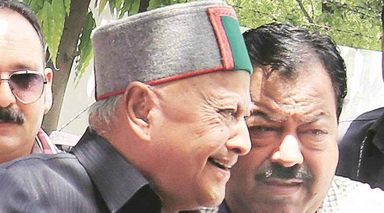 Shimla Municipal Corporation, Shimla Municipal Corporation Election, PCC president, Sukhwinder Singh Sukhu, Chief Minister Virbhadra Singh, CM Virbhadra Singh, India News, Indian Express, Indian Express News