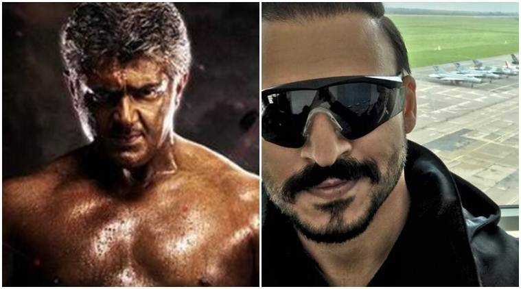 Image result for Vivegam: Vivek Oberoi's role in Ajith's movie revealed