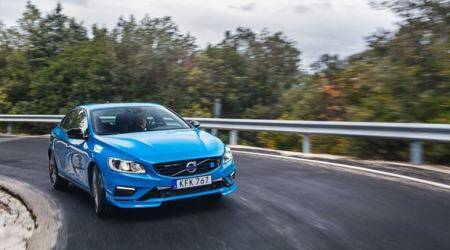 Volvo S60, Volvo S60 Polestar, Volvo Cars, Volvo launch, Volvo Polestar, Polestar, Polestar S60, Volvo news, auto news, auto launches, latest news, indian express