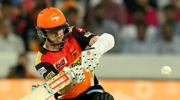 kane williamson, williamson, kane williamson srh, kane williamson sunrisers hyderabad, sunrisers hyderabad, kane williamson 89, cricket news, ipl 10, ipl 2017, ipl news, sports news, cricket news, indian express