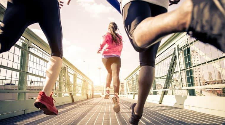 running benefits, healthy running, why run marathons, marathon running benefits, marathon health benefits, indian express, indian express news