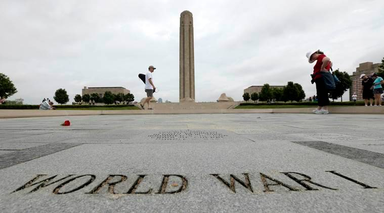 wwi, world war I commemoration, World War I Museum, kansas World War I Museum, world news