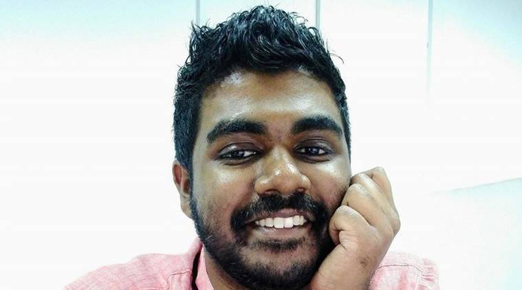 Maldives blogger stabbed, Yameen Rasheed, Maldives liberal blogger stabbed, Yameen Rasheed stabbed, Yameen Rasheed dead, blogger stabbed, Maldives news, Indian Express, World news