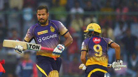 IPL 2017: We're waiting for Yusuf Pathan to come out with a big knock and win the match for us, says KKR's Manish Pandey