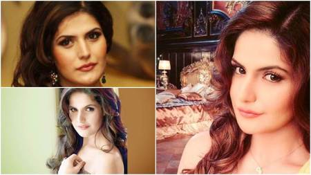 zareen khan, zareen khan publicity on Instagram, zareen khan instagram posts, zareen khan social media,