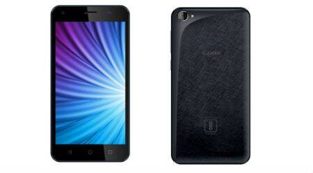 Ziox QUIQ Flash 4G smartphone launched exclusively onShopclues