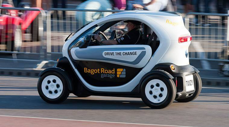Government Electric Car