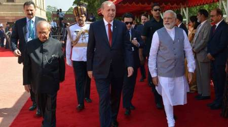 Erdogan in India LIVE updates: Turkey stands with India in full solidarity against terrorism, says Erdogan