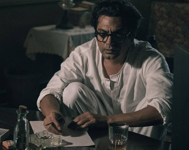 Nawazuddin Siddiqui looks intense in first poster of 'Manto'