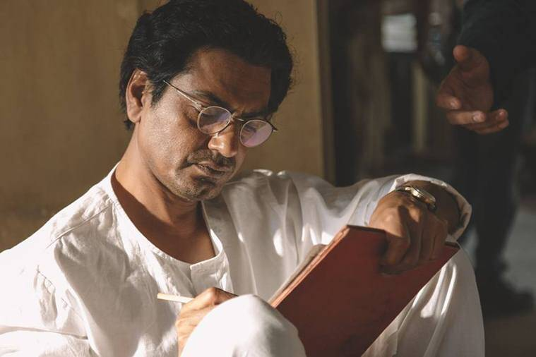 Nawazuddin Siddiqui's intensity is intriguing in first poster of 'Manto'