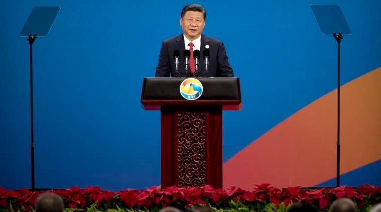 china, xi jinping, silk road plan,new Silk Road,Belt and Road initiative, one belt and one road, india, united states, world news, china-new silk road, indian express