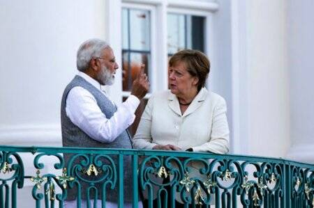 PM Narendra Modi, Angela Merkel, India-Germany, Modi-Merkel meeting
