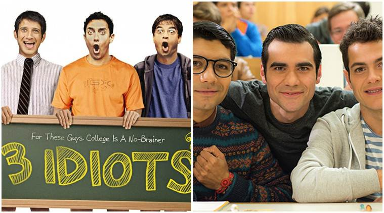 Aamir Khans 3 Idiots Has A Mexican Remake And The Trailer Brings