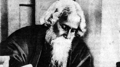 Remembering Rabindranath Tagore, man sells his archival portraits outside ancestral house