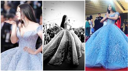 Cannes 2017: Aishwarya Rai Bachchan rules the red carpet in her princess avatar, Nandita Das and Mallika Sherawat add a desi vibe