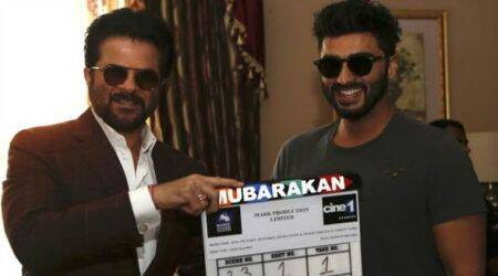 Mubarakan actor Arjun Kapoor: Working with Anil Kapoor was my dream