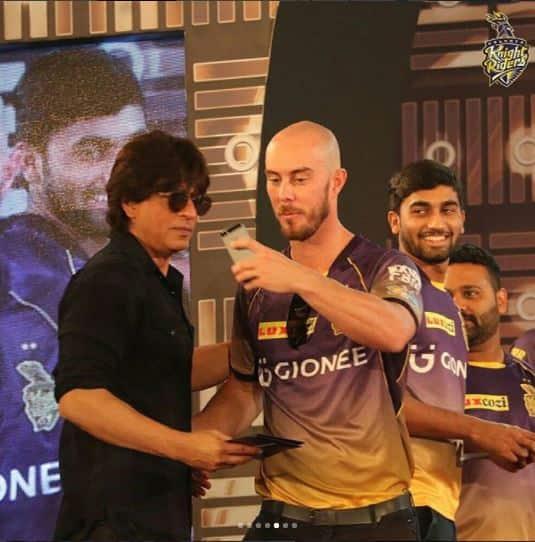 Kolkata Knight Riders, KKR, KKR 10 Years, Shah Rukh Khan, Shahrukh Khan, Gautam Gambhir, IPL, IPL 10, IPL 2017, Cricket, sports news, Indian Express