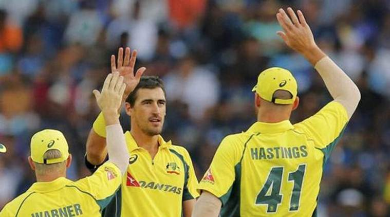 icc champions trophy, Mitchell Starc, John Hastings, James Pattinson, Josh Hazelwood, australia pace, australia pacers, australia fast bowlers, australia vs new zealand, australia vs new zealand live, australia vs new zealand preview, champions trophy news, cricket news