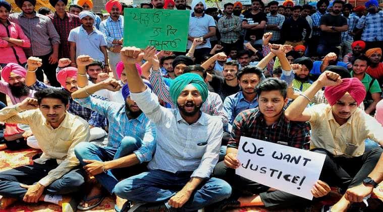 Khalsa College Suicide, Khalsa College, Harpreet Singh, Amarinder Singh, Punjab News, Indian express News, India News, Latest News