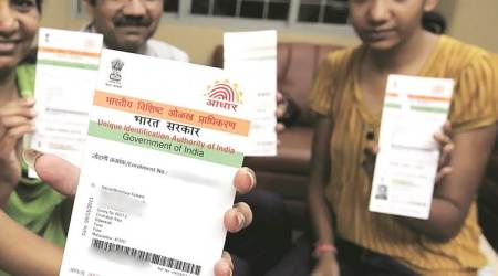Two held for 'helping' Pakistanis get Aadhaar cards