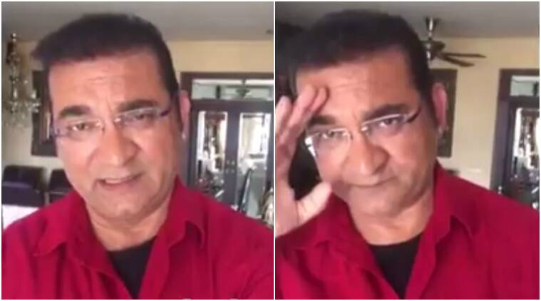 abhijeet back on twitter, abhijeet twitter, abhijeet returns on twitte, abhijeet bhattacharya, abhijeet singer, abhijeet quits twitter, abhijeet twitter controversy, abhijeet news, abhijeet updates, abhijeet latest, abhijeet singer news, bollywood news, entertainment updates, indian express