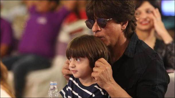 abram khan, abram khan adorable photos, abram khan photos, shah rukh khan family photos