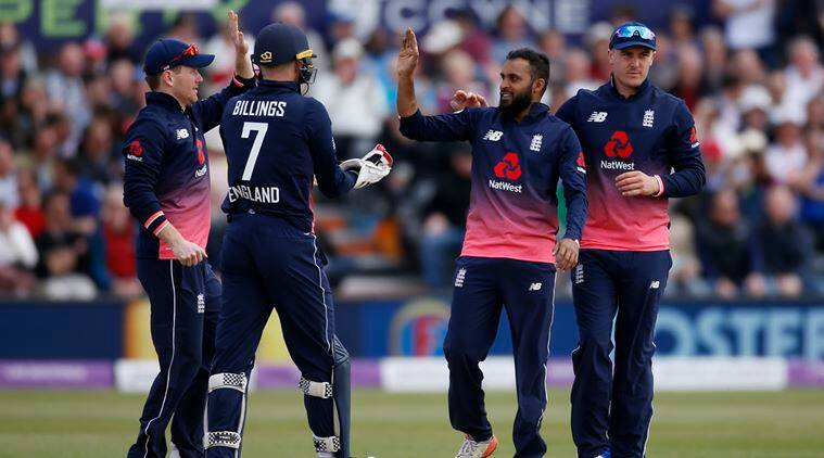 Bairstow guides England to sizeable total against Ireland at Lord's