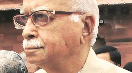 Hours before Babri hearing: BJP leaders make beeline to meet L K Advani