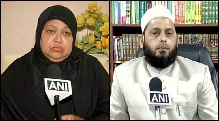 Tripla talaq, triple talaq hearing, Supreme court, SC Triple talaq, Shaista Amber, Shaista Amber triple talaq, Muslim marriage, AIMPLB, India news, indian epxress news