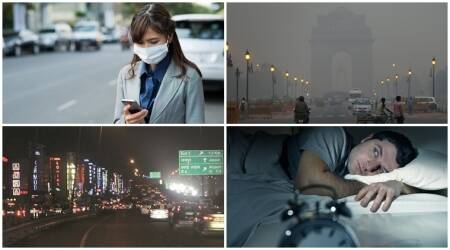 health, health and sleep, air pollution, harms of air pollutants, vehicles smoke, traffic smoke, lung infections, breathing problem, asthma, lifestyle, indian express, indian express news