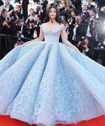 Cannes 2017: Aishwarya Rai Bachchan rules the red carpet in her princess avatar, Nandita Das and Mallika Sherawat add a desi vibe