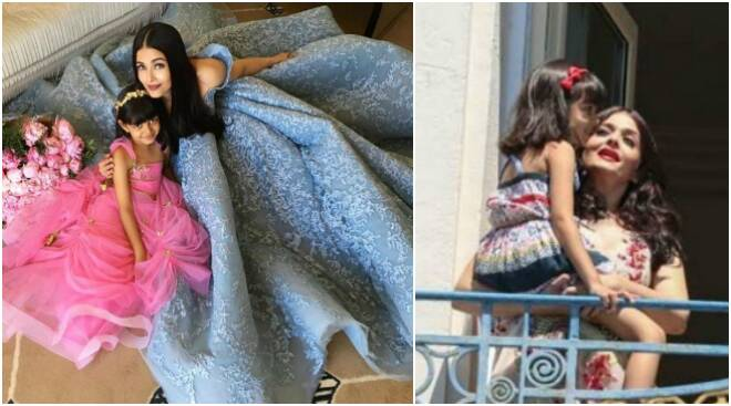Aishwarya Rai Bachchan's new pictures with Aaradhya from Cannes 2017 are going viral for all the right reasons