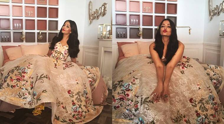 Aishwarya Rai Bachchan At Cannes 2017 The Diva Slays In A -9396