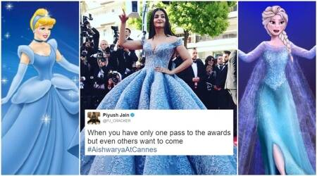 Is Aishwarya Rai Bachchan the real Cinderella? These Disney princess memes will fill you with magic and laughter