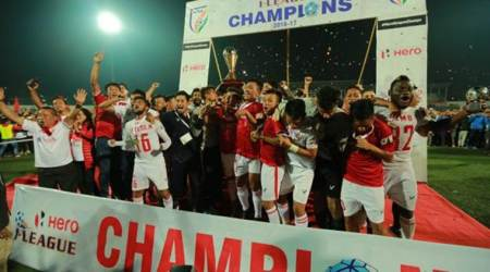 I-League: For Aizawl FC, fairytale turns into a cruel nightmare in a year
