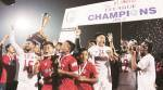 Aizawl: Aleppo find, team of rejects create history