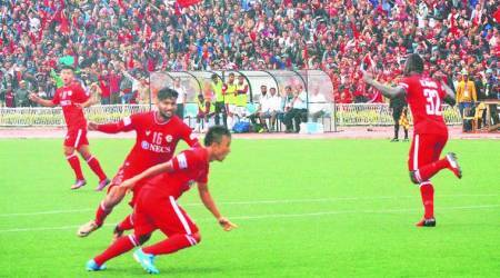 The game of their lives: Aizawl FC's fairytale run only part of Mizoram's obsession with football