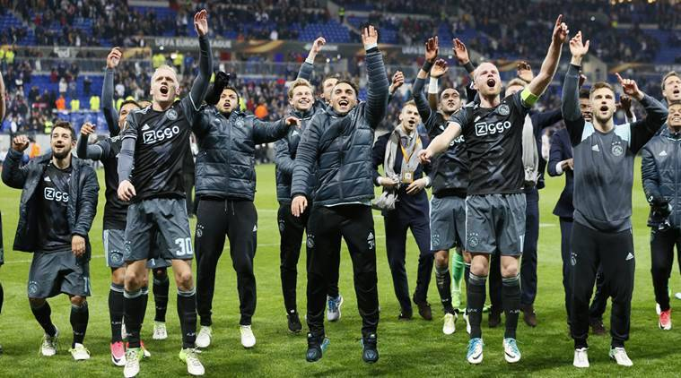 ajax amsterdam europa league