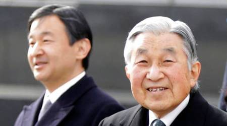 Japan emperor to cede public duties after abdication, says prince