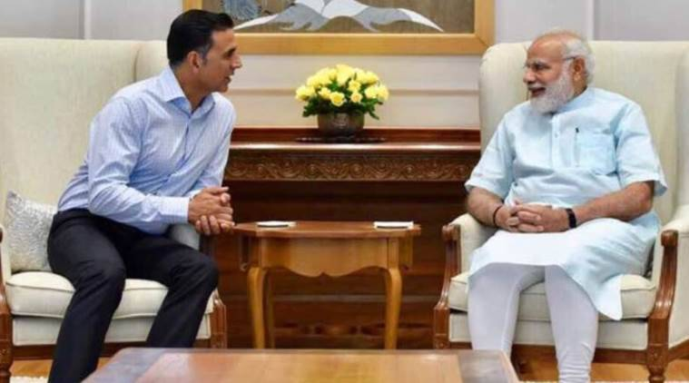 Here's why PM Narendra Modi was elated after meeting Akshay Kumar