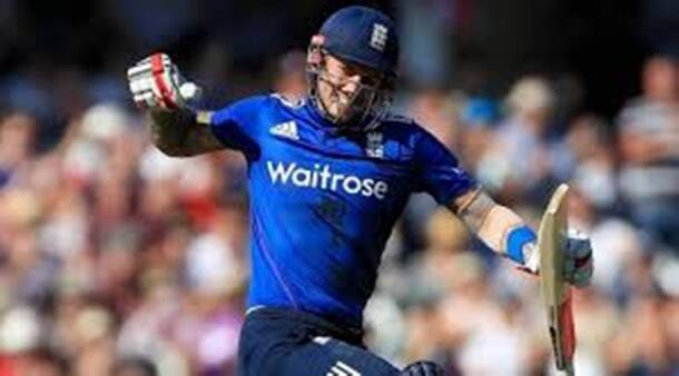 Alex Hales IE