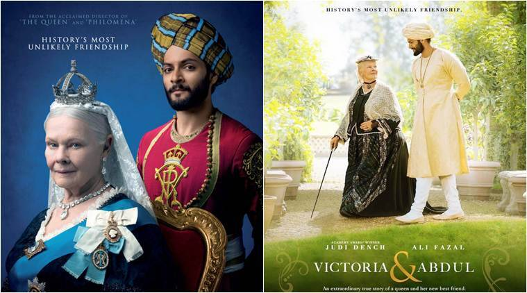 ali fazal, victoria and abdul, ali fazal victoria and abdul, ali fazal hollywood film, ali fazal judi dench image